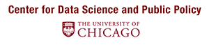 Center for Data Science and Public Policy Logo
